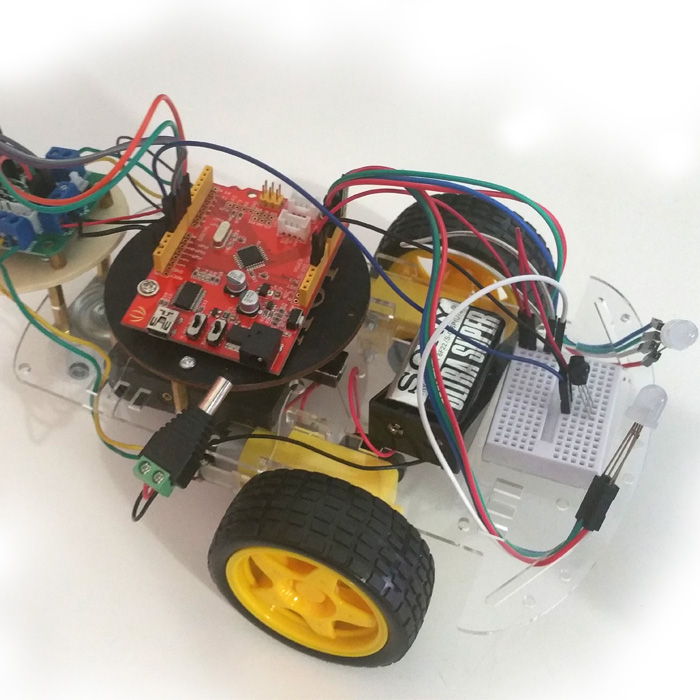 hackyQ-robot