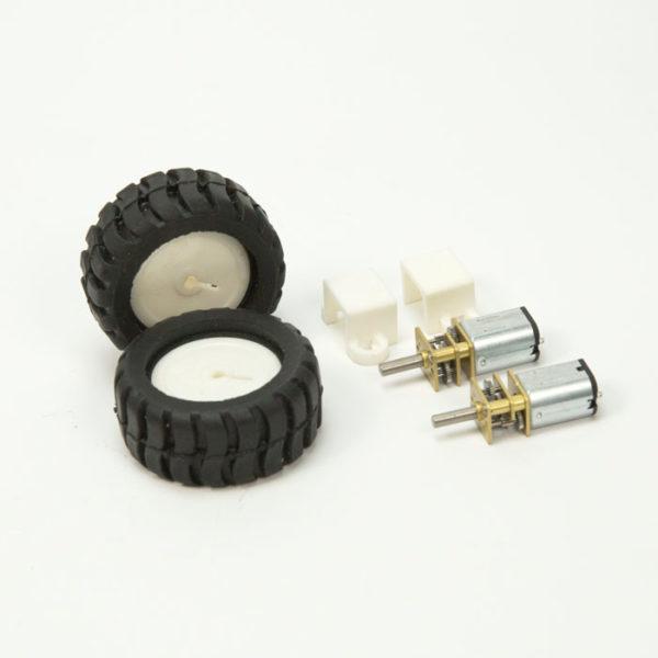 Micro Gear Motor Kit